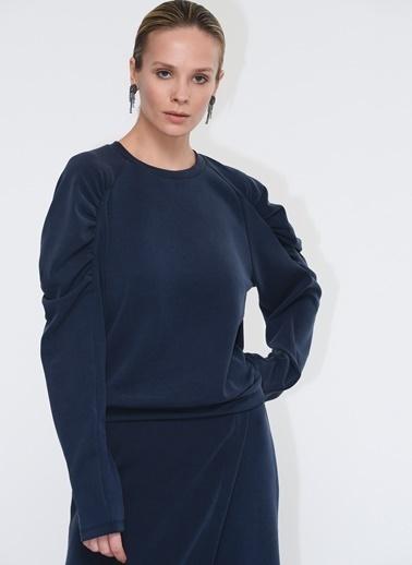 Tuba Ergin Sweatshirt Lacivert